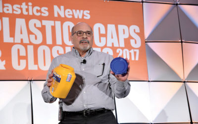 Plastics News Plastics Caps & Closures 2017 Innovation Award  Finalist